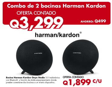 Bocinas Harman / Kardon