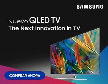 Nuevo QLED TV de Samsung