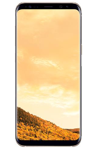 Galaxy S8+ Dorado
