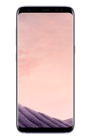 Galaxy S8 Gris (tornasol)
