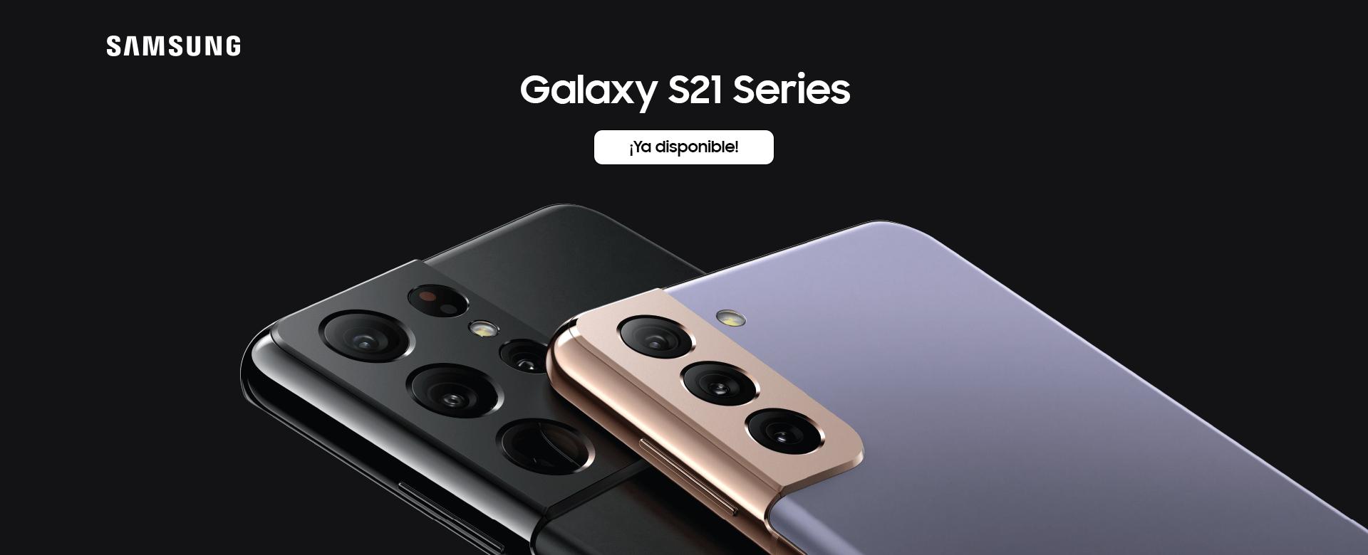 KeyVisual Galaxy S21
