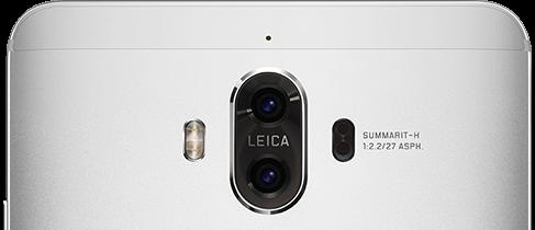 Huawei Mate9 - Fotografía