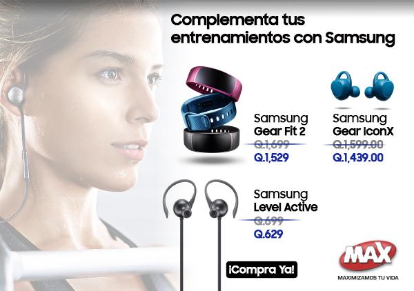 Samsung Fitness