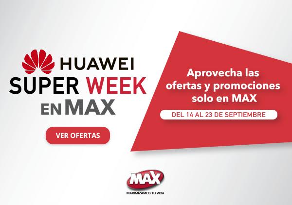 Huawei Super Week